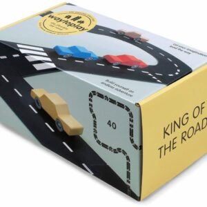 king of the road Autostraße