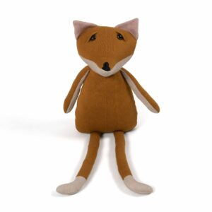 Kuscheltier Freya Der Fuchs Dark Orange 17