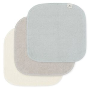 ks1907 3 pack terry wash cloths silver lining extra 1